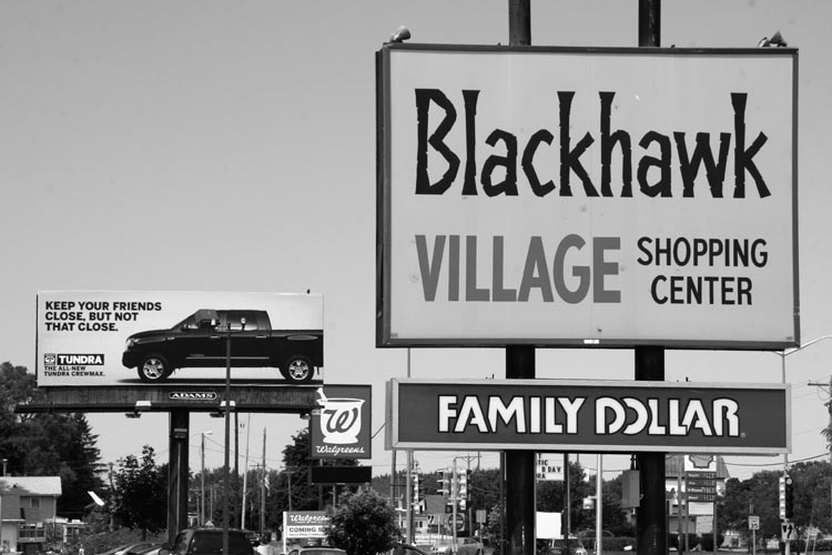 Blackhawk Village